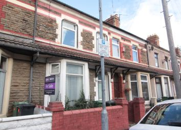 Thumbnail 3 bed terraced house for sale in 20 Westmoreland Street, Canton, Cardiff