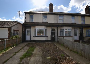 Thumbnail 3 bed terraced house to rent in Coppins Road, Clacton-On-Sea