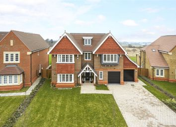 Thumbnail 6 bed detached house for sale in Priest Hill Close, Epsom, Surrey