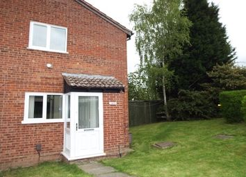 Thumbnail 1 bedroom property to rent in Sharpley Drive, Leicester