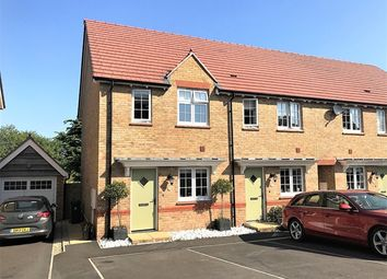 Thumbnail 2 bed end terrace house for sale in Thackeray Close, Ottery St. Mary