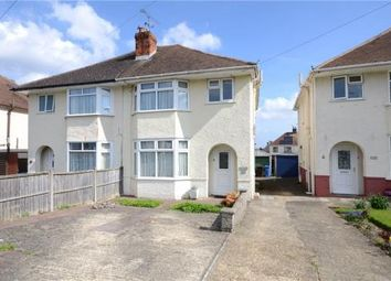 Thumbnail 3 bed semi-detached house for sale in Elston Road, Aldershot, Hampshire