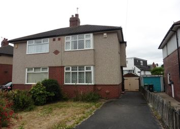 Thumbnail 3 bedroom semi-detached house for sale in Brooklyn Avenue, Armley