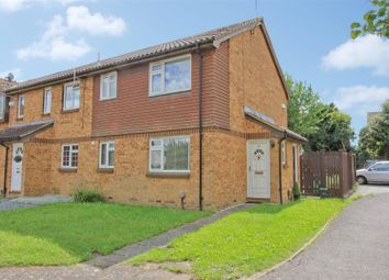 Thumbnail 1 bed terraced house for sale in Rabournmead Drive, Northolt