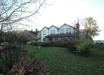 Thumbnail 6 bed detached house for sale in Woodbridge Road, Debach, Woodbridge, Suffolk