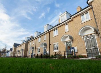 Thumbnail 3 bed terraced house to rent in Longster Road, North Stoneham Park, Eastleigh