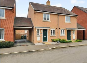 Thumbnail 2 bed semi-detached house for sale in Hertford Lane, Berryfields, Aylesbury