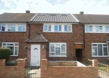 Thumbnail 4 bed terraced house for sale in Ryvers Road, Langley, Slough