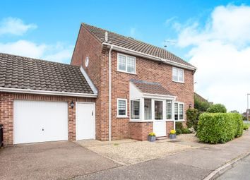 Thumbnail 3 bed detached house for sale in Filby Road, Swaffham