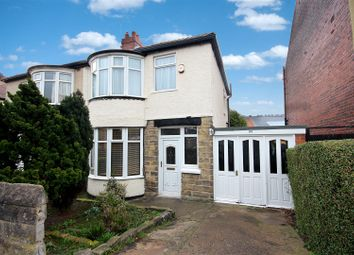 Thumbnail 3 bed semi-detached house for sale in Cartmell Road, Sheffield