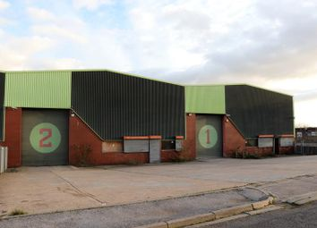 Thumbnail Light industrial to let in Unit 1-2 Thornhill Industrial Estate, Hope Street, Rotherham, South Yorkshire