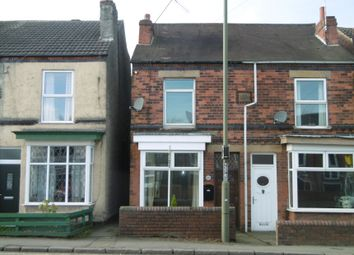 Thumbnail 2 bed semi-detached house for sale in 325 Derby Road, Chesterfield, Derbyshire