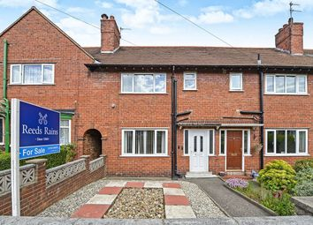Thumbnail 3 bed terraced house for sale in Broom Walk, Scarborough