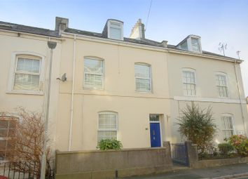 Thumbnail 4 bed terraced house for sale in Park Street, Stoke, Plymouth