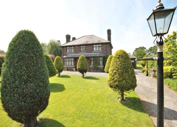 Thumbnail 4 bed property for sale in Crown Lane, Lower Peover, Knutsford