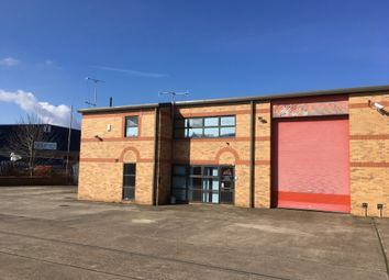 Thumbnail Light industrial to let in Unit 2 Newton Industrial Park, Isaac Newton Way, Grantham