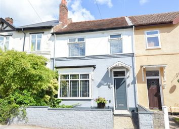 Thumbnail 3 bed terraced house for sale in Upper St. Marys Road, Bearwood, West Midlands