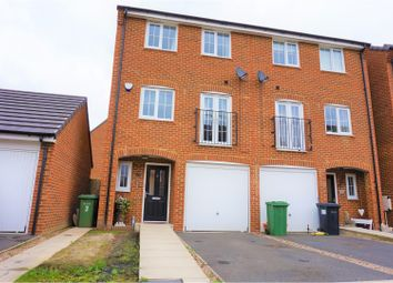 Thumbnail 3 bed semi-detached house for sale in Sherwood Walk, Leeds