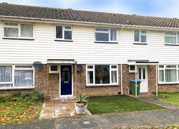 Thumbnail 3 bed terraced house for sale in Fletcher Way, Angmering, West Sussex