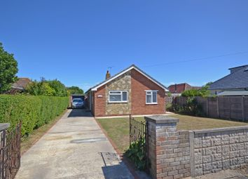 Thumbnail 3 bed detached bungalow for sale in Woodland Road, Selsey