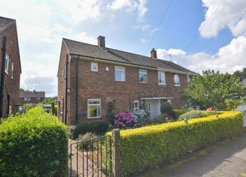 Thumbnail 3 bed semi-detached house for sale in Sharphill Road, Edwalton, Nottingham