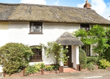Thumbnail 3 bed semi-detached house for sale in Kings Street, Sturminster Marshall, Wimborne, Dorset