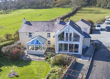 Thumbnail 5 bed detached house for sale in Paradwys, Bodorgan, Sir Ynys Mon, Anglesey