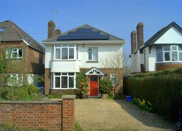 Thumbnail 4 bed detached house for sale in Cold Harbour Lane, Marlborough, Wiltshire