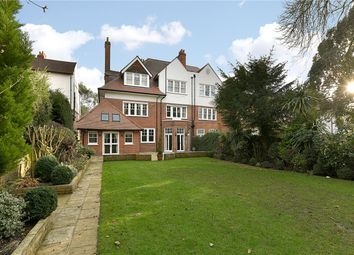 Thumbnail 7 bed semi-detached house to rent in Heath Drive, Hampstead, London