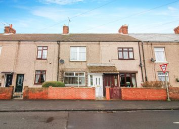 Thumbnail 3 bed terraced house for sale in Togston Crescent, North Broomhill, Morpeth
