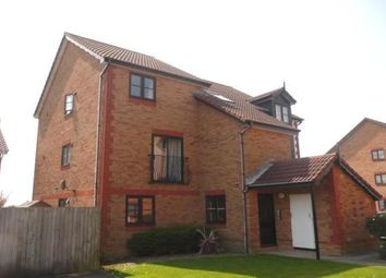 Thumbnail 1 bed flat to rent in Hulton Close, Southampton