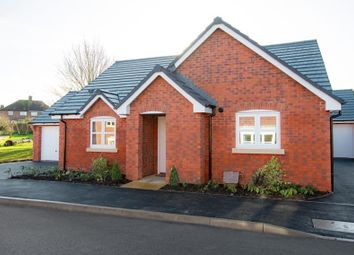 Thumbnail 2 bed detached bungalow for sale in Waterloo Road, Bidford-On-Avon, Alcester