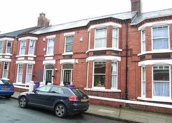 Thumbnail 2 bed flat to rent in Hallville Road, Mossley Hill, Liverpool