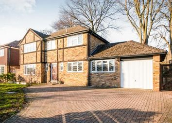 Thumbnail 4 bed detached house for sale in Windlesham, Surrey, United Kingdom