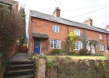 Thumbnail 2 bed cottage for sale in Church Hill Terrace, Church Street, Crondall, Farnham, Surrey