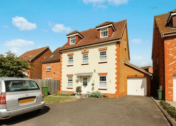 Thumbnail 6 bed detached house for sale in Farne Drive, Wickford