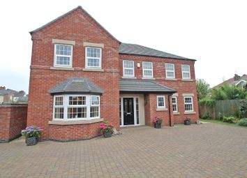Thumbnail 4 bed detached house for sale in Plains Road, Mapperley, Nottingham