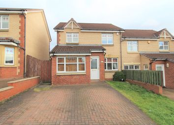 Thumbnail 4 bed semi-detached house for sale in Claremount View, Coatbridge