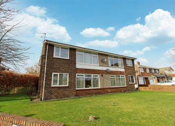 Thumbnail 1 bed flat for sale in Otterburn Close, Forest Hall, Newcastle Upon Tyne
