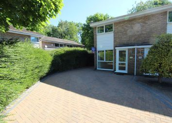 Thumbnail 2 bed semi-detached house to rent in Gawsworth Court, Risley Road, Birchwood, Warrington