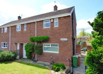 Thumbnail 2 bed semi-detached house for sale in Hesley Road, Wakefield