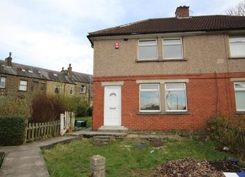 Thumbnail 2 bed semi-detached house to rent in Greenwood Mount, Bradford