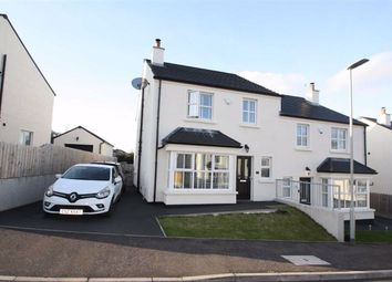 Thumbnail 3 bed semi-detached house for sale in Weavers Way, Ballynahinch, Down