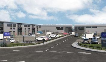 Light industrial for sale in Unit 9 Artis Park, Road One, Winsford Industial Estate, Winsford, Cheshire CW7