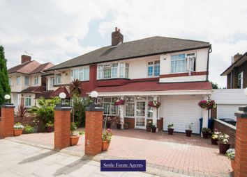 Thumbnail 5 bed semi-detached house for sale in Thorncliff Road, Norwood Green / Southall