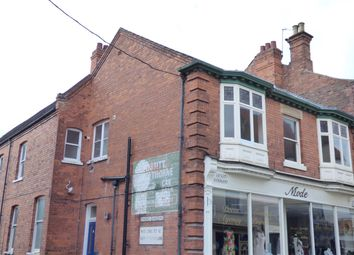 Thumbnail 3 bed flat for sale in Queen Street, Louth