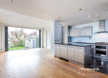 Thumbnail 4 bedroom semi-detached house to rent in West Avenue, Finchley, London