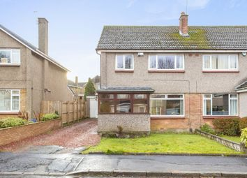 Thumbnail 3 bed semi-detached house for sale in 12 Clerwood Way, Edinburgh