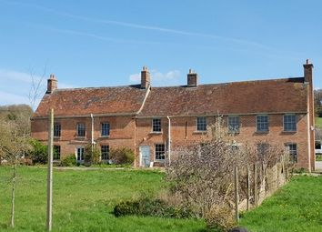 Thumbnail 7 bed detached house for sale in Upper Lambourn, Hungerford, Berkshire