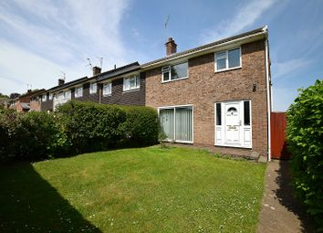 Thumbnail 4 bed end terrace house for sale in Hill Rise, Llanedeyrn, Cardiff.